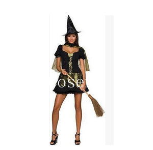 The Wizard of Oz Witch Cosplay Costume