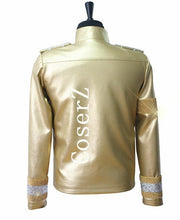 Michael Jackson Slave To The Rhythm Cosplay Jacket Costumes