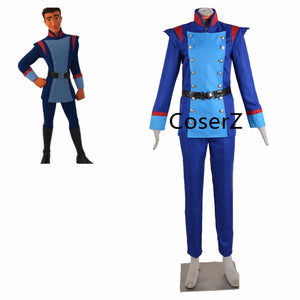 Elena of Avalor Cosplay Costume Prince Gabe Costume Halloween Costume