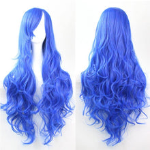30 inches Purple Cosplay Wig Lolita Anime Wig
