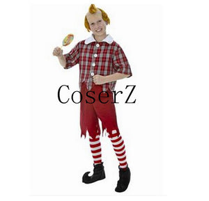 The Wizard of Oz Halloween Dwarf  Cosplay Costume