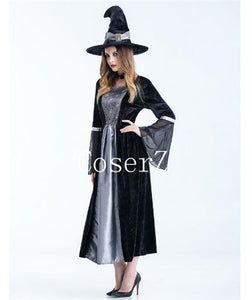 The Wizard of Oz Wicked Witch Fairy Cosplay Costume