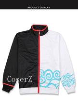 Anime Gintama Silver Soul Jacket Cosplay Costume Halloween Costume