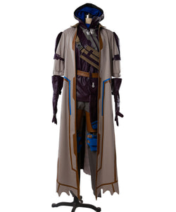 OW Ana Amari Cosplay Costume Custom