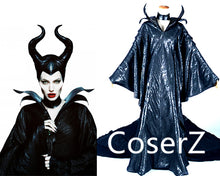 Maleficent Costume, Maleficent Cosplay Costume Outfit