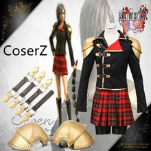 Custom-made Final Fantasy GamePeristylium Type-0 Seven 1st Suzaku Cosplay