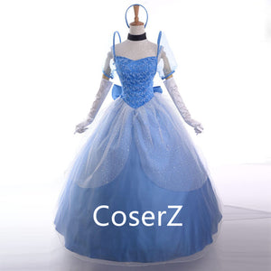 Cinderella Dress, Cinderella Dress Cosplay