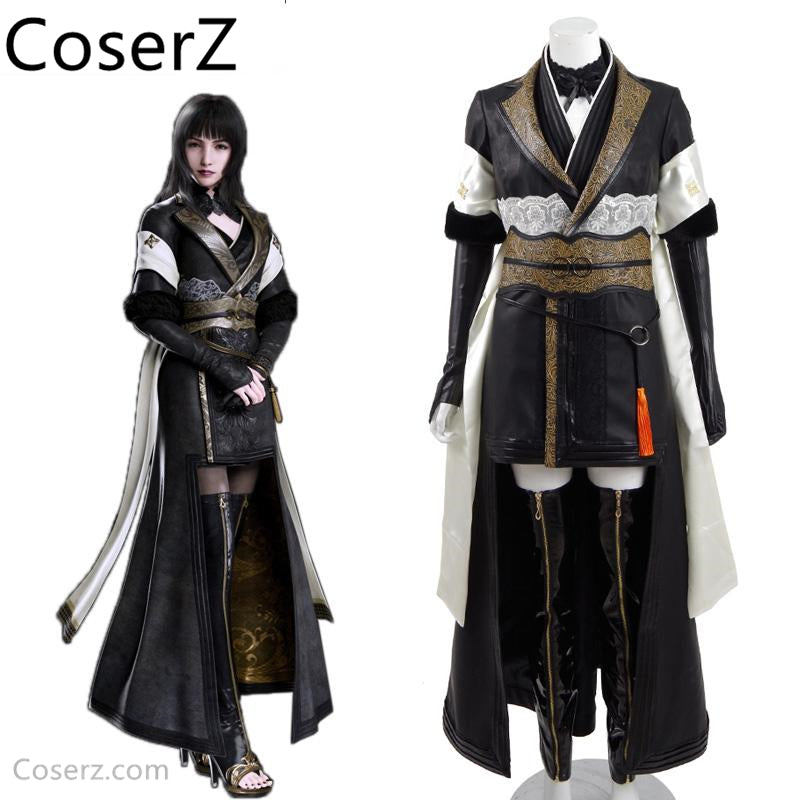 custom made final fantasy xv gentiana cosplay costume ff15 cosplay halloween