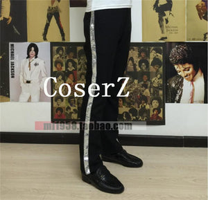 Michael Jackson Billie Jean Pant Cosplay Costume