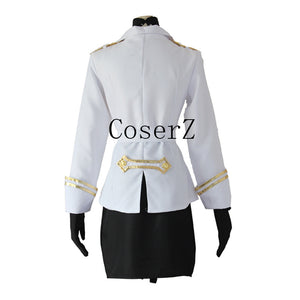 Fate/Apocrypha Celenike Icecolle Yggdmillennia Uniform Cosplay Costume