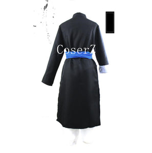 Anime Gintama Silver Soul Cosplay Costume Halloween Costume