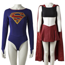 Supergirl Costume Supergirl Cosplay Costume Without Boots
