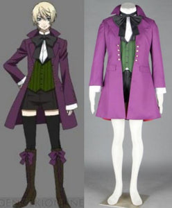 Black Butler Alois Trancy Cosplay Costumes