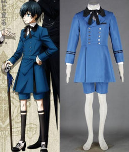 Black Butler Ciel Phantomhive Cosplay Costumes