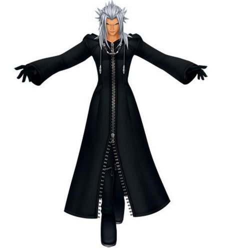 Kingdom Hearts Cosplay New Organization XIII Robe Cosplay Costume