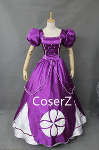 Sofia the First Costume, Sofia the First Dress