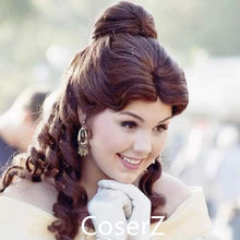 Beauty and the Beast Princess Belle Wig