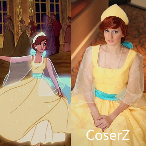 Anastasia Princess Dress