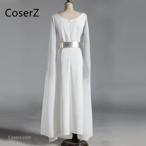 Custom-made Star Wars A New Hope Princess Leia Original Dress Costume