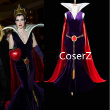 Custom-made Snow White Evil Queen Dress Costume Cosplay Party Cosplay Cotume
