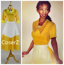 Tiana Costume Tiana Daily Dress