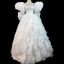 Movie Enchanted Princess Giselle Dress, Giselle Cosplay Costume, Giselle Costume custom made