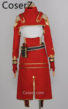 Custom-made Sword Art Online Krzemionka Cosplay Costume