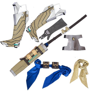 Hanzo Shimada Cosplay Costume Hanzo Cosplay Suit