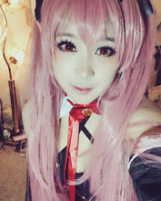40 inches Long Straight Pink Seraph of the end Cosplay Wig