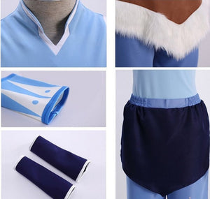 New Korra Cosplay Costume from Avatar The Legend of Korra