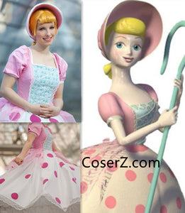 Adult Bo Peep Costume for Women Bo Peep Dress from Toy Story