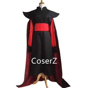 Custom Aladdin Jafar Villain Costume, Jafar Villain Cosplay Halloween Costume