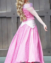Custom-made Aurora Dress, Princess Aurora Costume, Aurora Cosplay Costume