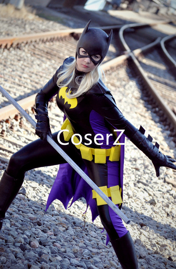 ... Custom Batgirl Costume Plus Size for Adults ... & Custom Batgirl Costume Plus Size for Adults u2013 Coserz