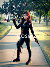Black Widow Cosplay Costume from Iron Man 2 Cosplay Costume