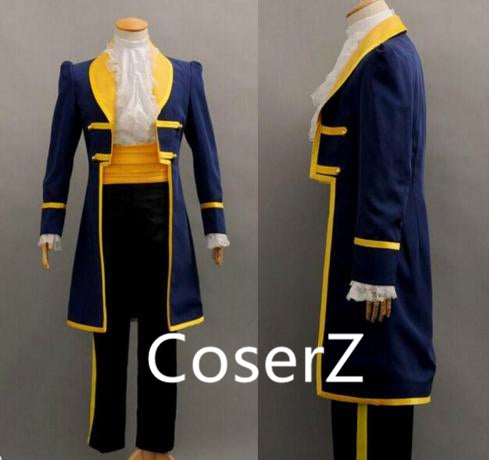 Custom-made Beauty and the Beast Prince Costume