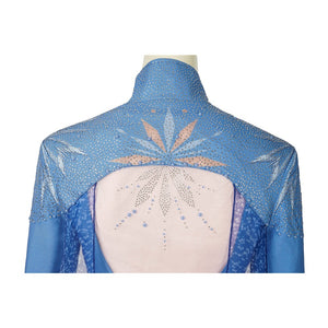 Frozen 2 Elsa Dress, Elsa Costume, Frozen II (2019) Elsa Dress Cosplay Halloween Costume