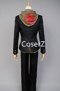 Anime Danganronpa Makoto Naegi Cosplay Costume Full Set Halloween Carnival Costume For Adult Men Women