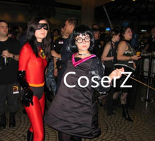 Custom Edna Mode Costume, Edna Cosplay Costume Plus size for Adult