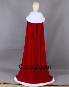 Fate Zero Fate stay night Saber The King's Red Cloak Cape