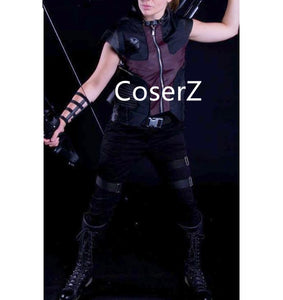 Avengers Age Of Ultron Womens Hawkeye Costume, Female Hawkeye Cosplay Costume