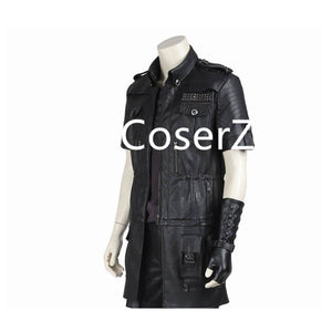 Custom Final Fantasy Cosplay Costume Noctis Lucis Caelum Costume Jacket Only