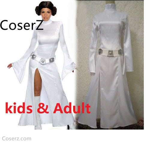 Custom-made Star Wars darth vader amidala costume princess leia costume adult