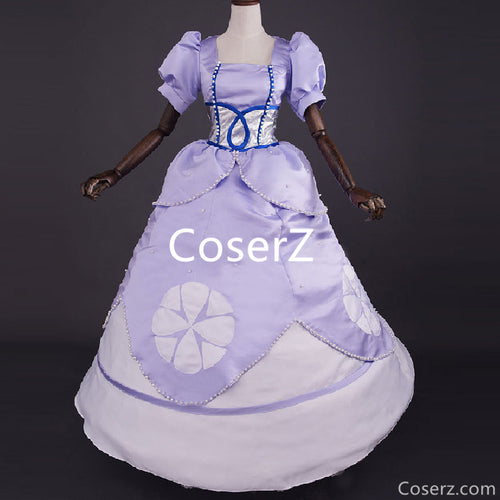 Sophia the First Dress Costume, Sofia the First Dress