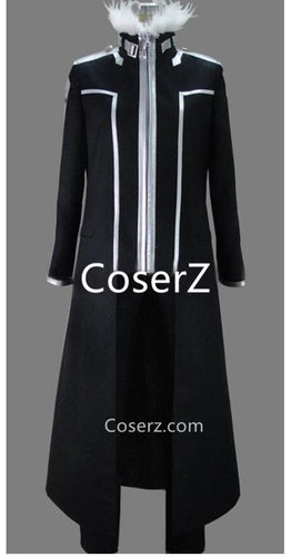 Custom-made SAO Sword Art Online Kirito Kazuto Kirigaya Anime Cosplay Costume