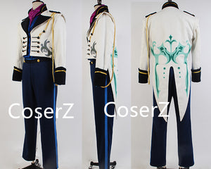 Custom-made Hans Costume, Hans Cosplay Halloween Costume
