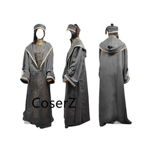 Custom Harry Potter Albus Dumbledore Cosplay Costume