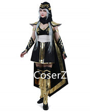 LOL League of Legends The Frost Archer Ashe Cosplay Costume