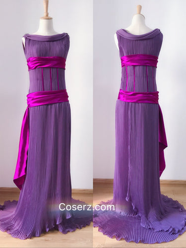 Hercules Megara Costume, Megara Dress, Megara Cosplay Costume, Meg Cosplay Dress