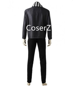 Movie Despicable Me 3 Gru Cosplay Costume